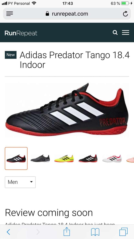 Adidas Predator tango 18.4 - 0