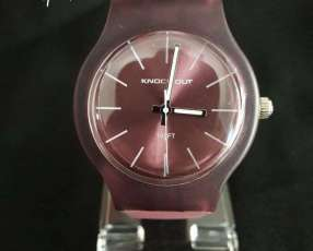 Reloj para Dama Knock Out