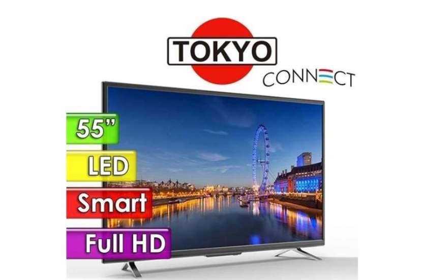 Smart TV Tokyo de 55 pulgadas - 0