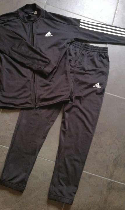 Conjunto Adidas original negro - 2