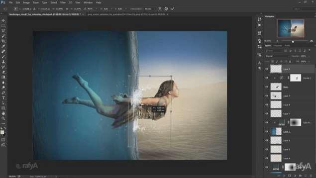 Curso photoshop nivel intermedio y avanzado - 2