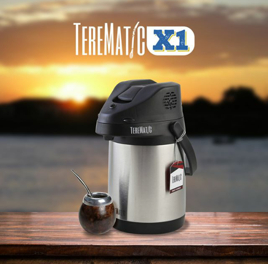 Terematic Smart Thermos - 0