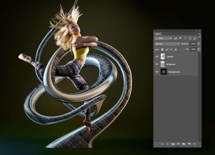 Curso photoshop nivel intermedio y avanzado - 1