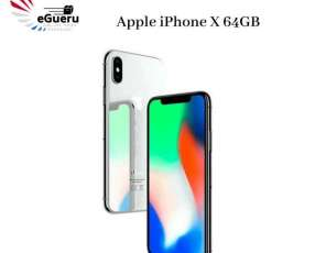 Apple iPhone X de 64 GB - Nuevo Lacrado 12 meses de garantia