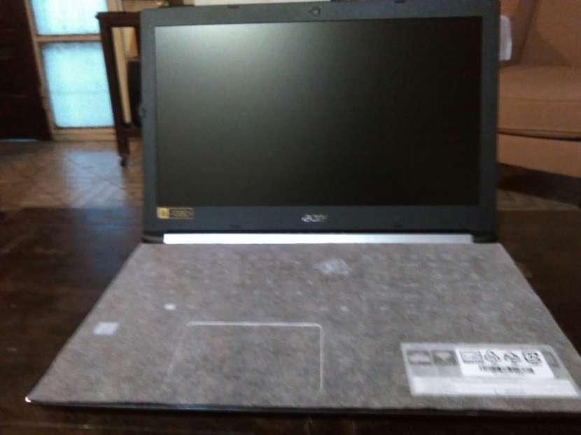 Notebook Acer Aspire E 15 A515 Core i5 7th Gen - 4