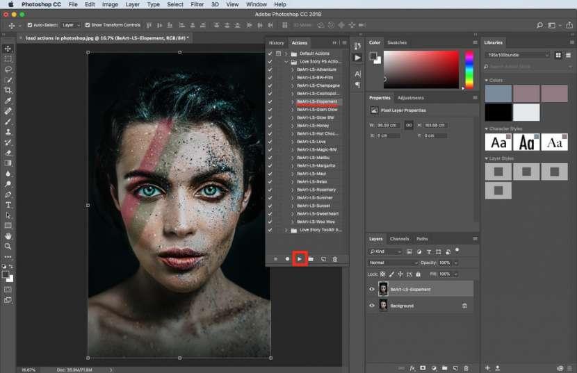 Curso photoshop nivel intermedio y avanzado - 3