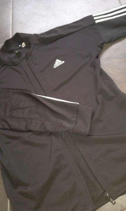 Conjunto Adidas original negro - 1