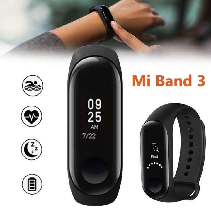 Reloj deportivo Xiaomi Mi Band 3 - 0