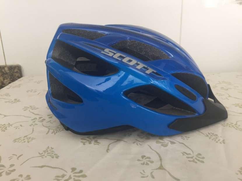 Casco para ciclistas - 0