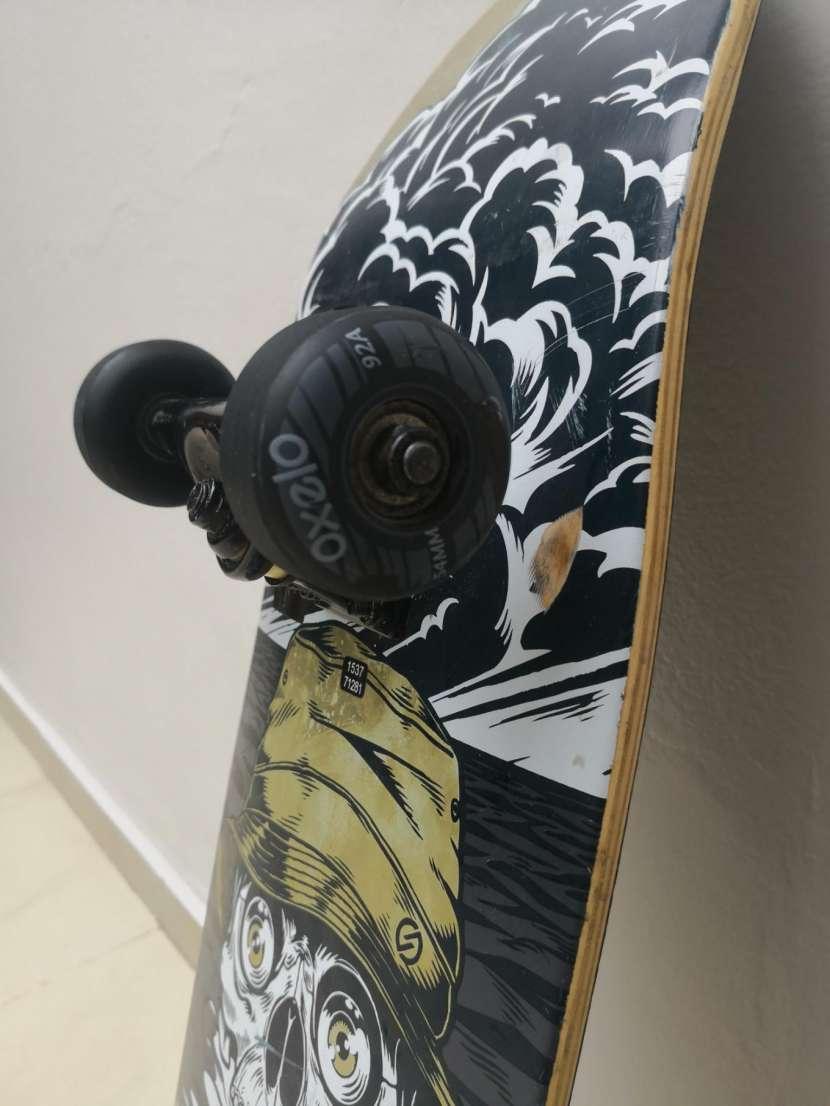 Skate oxelo semi nuevo - 1
