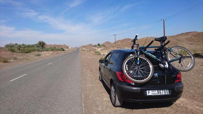 Soporte de bicicletas para auto Buzzrack - 1