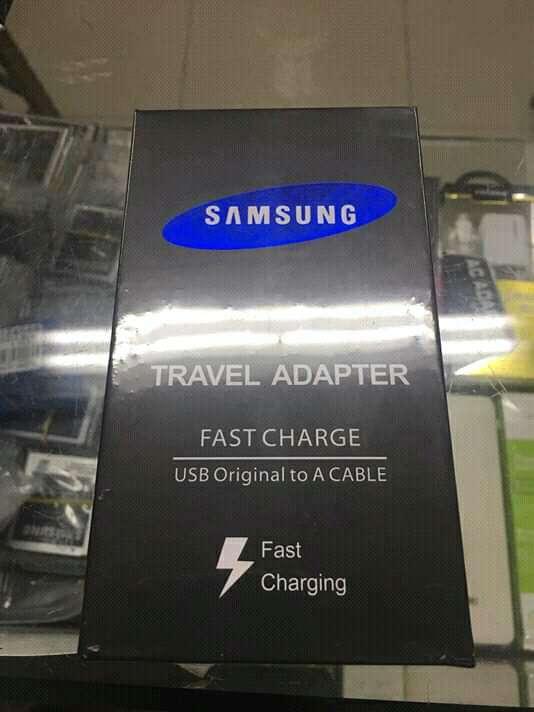 Cargador de carga rápida Samsung tipo C - 1