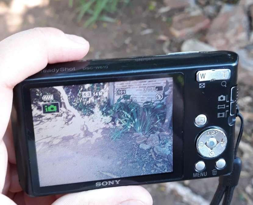 Cámara Sony DSC-W610 - 4