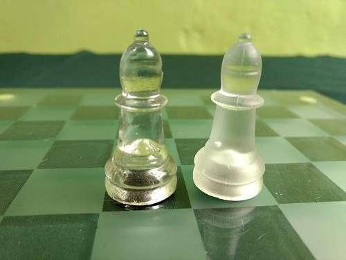 Juego de Ajedrez de Cristal - 6