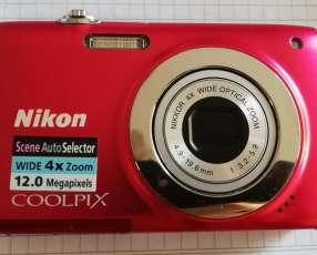 Cámara digital compacta COOLPIX S2500 de Nikon