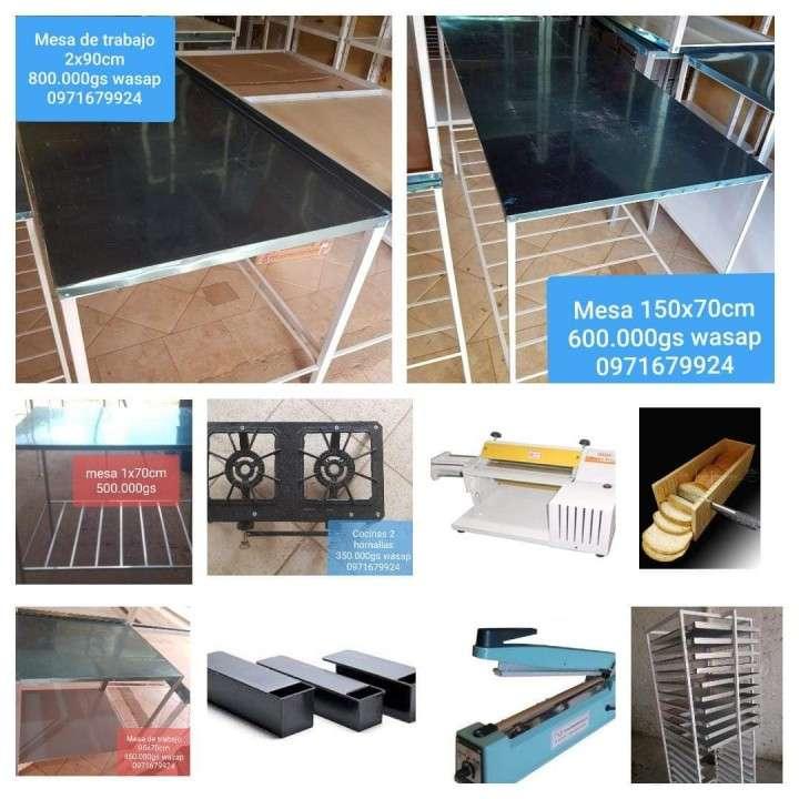 Mesas de trabajo 1x70cm 95x70 cm - 2