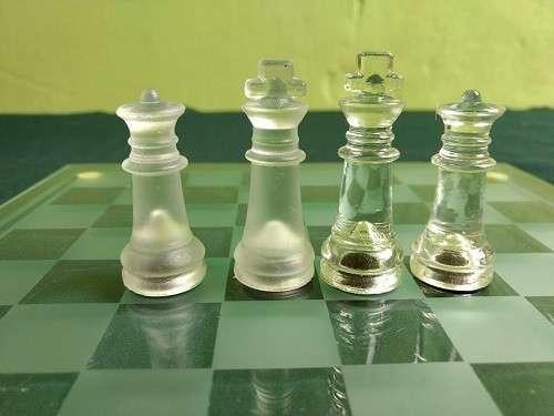 Juego de Ajedrez de Cristal - 4