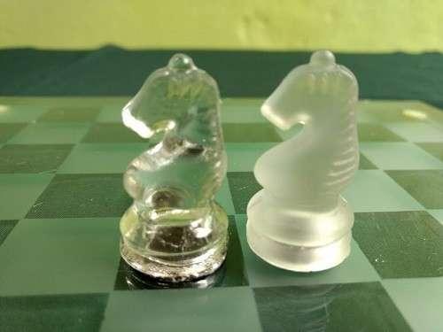 Juego de Ajedrez de Cristal - 5