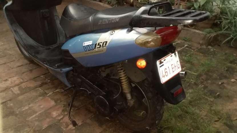 Moto scooter Kenton VX 150 - 0