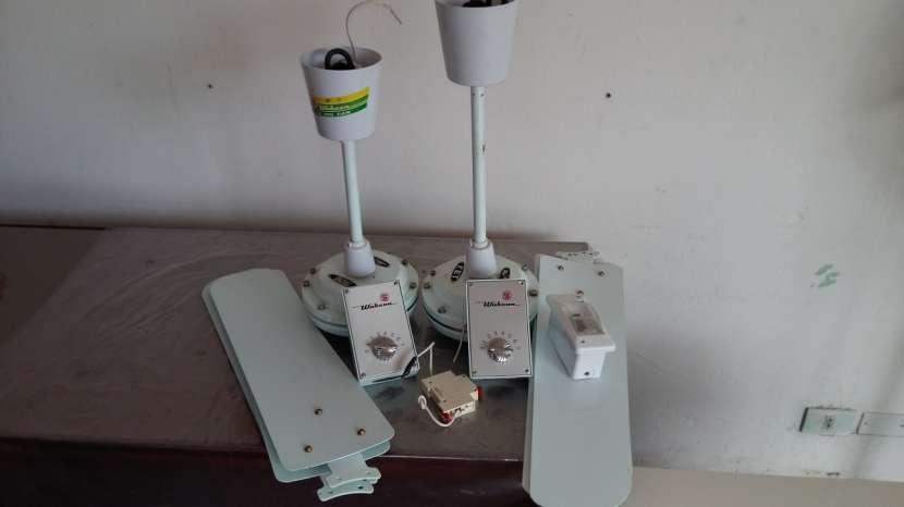 Ventiladores de techo wahson - 0