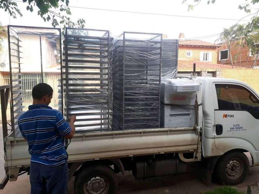 Mesas de acero moldes bandejas carros cortamigas - 5