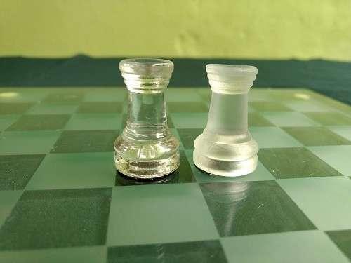 Juego de Ajedrez de Cristal - 7