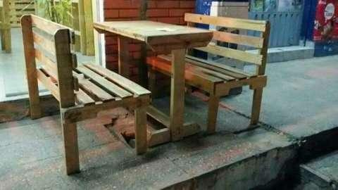 Muebles de palet - 0