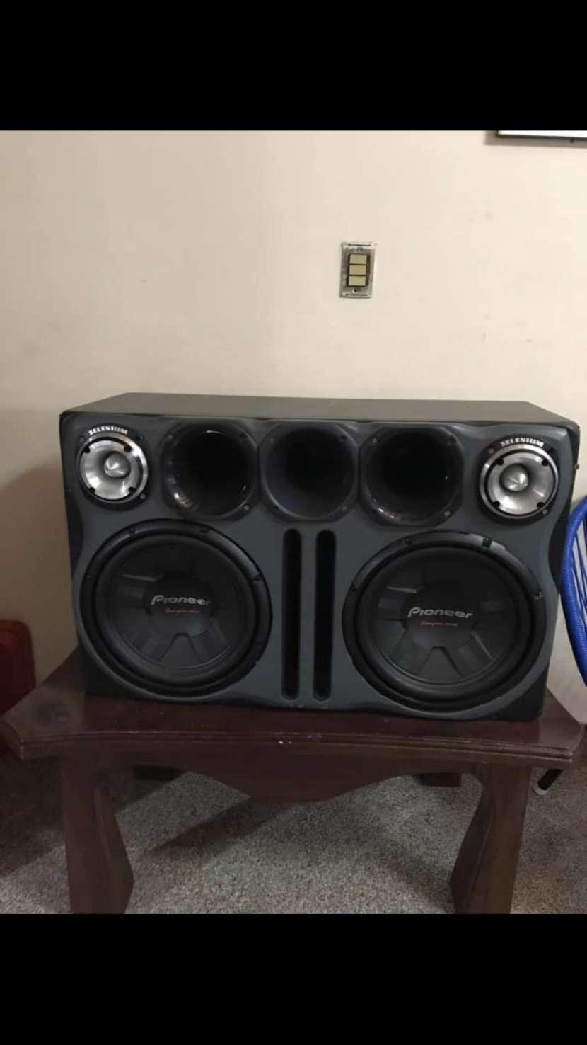 Caja de audio - 0