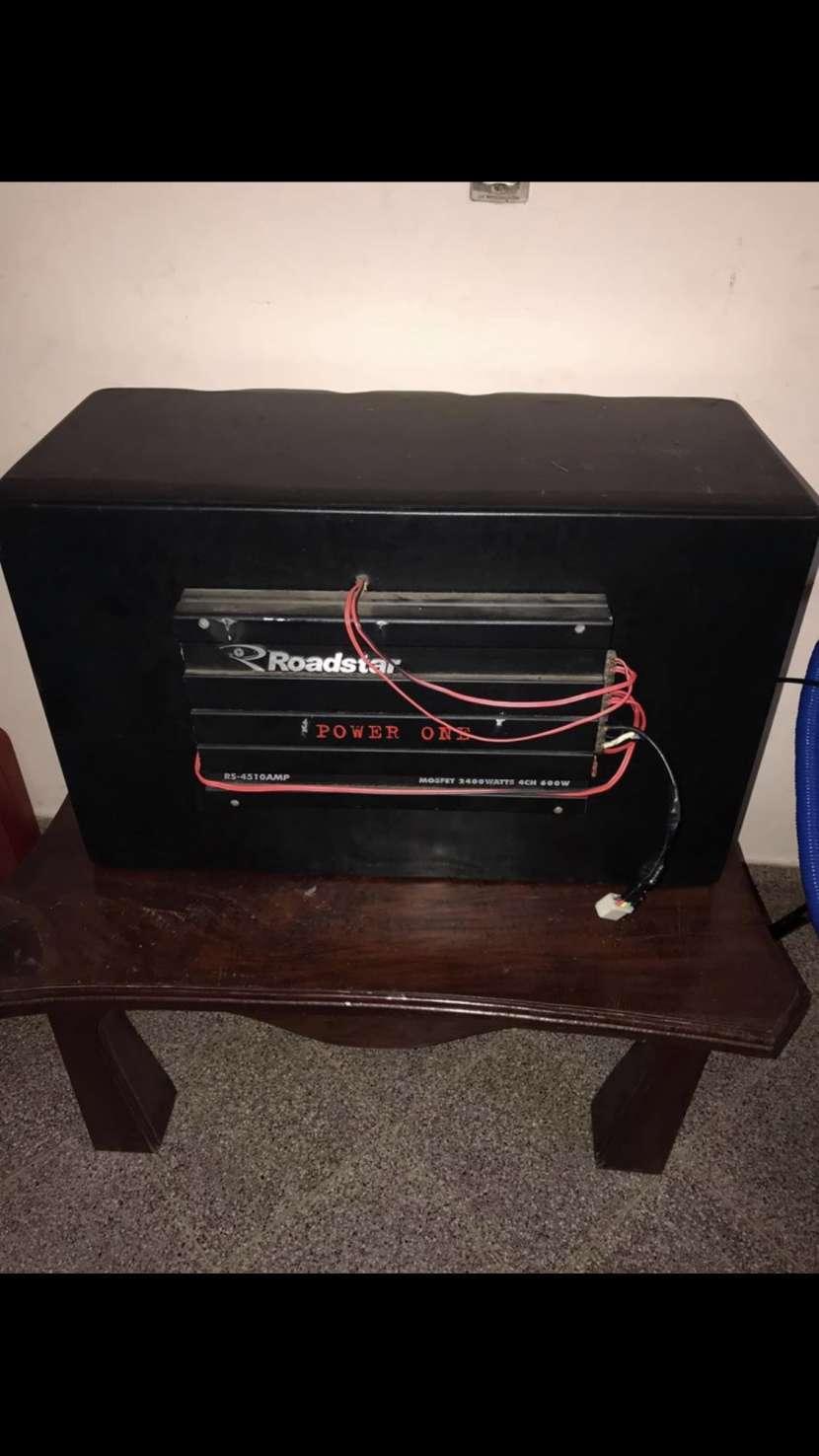 Caja de audio - 1