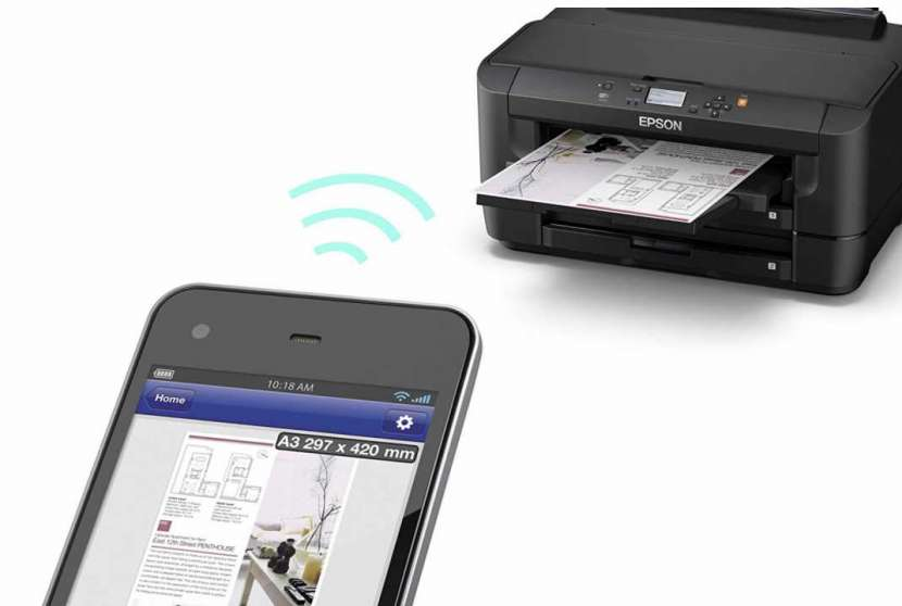 Impresora Epson A3 para Sublimación - 1