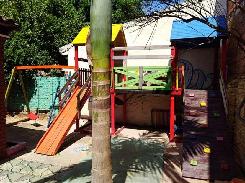 Parque infantil - 0