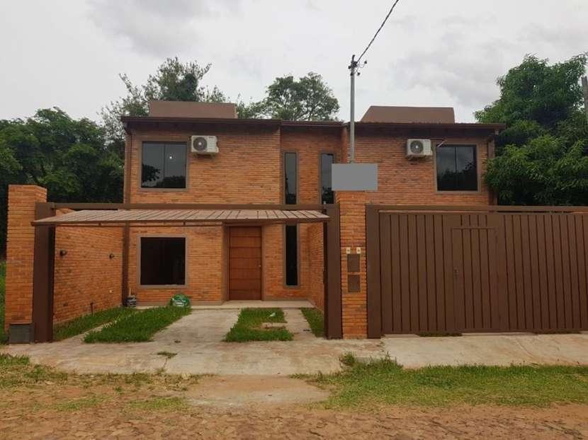 Duplex a estrenar en Luque barrio bella vista A1581 - 0