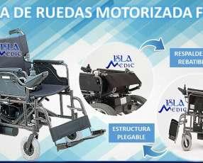 Silla de ruedas motorizada estándar