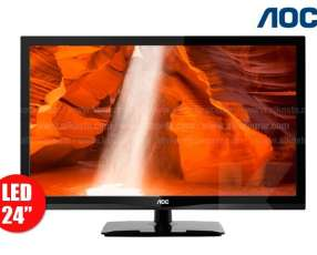 TV LED AOC 24 pulgadas HD