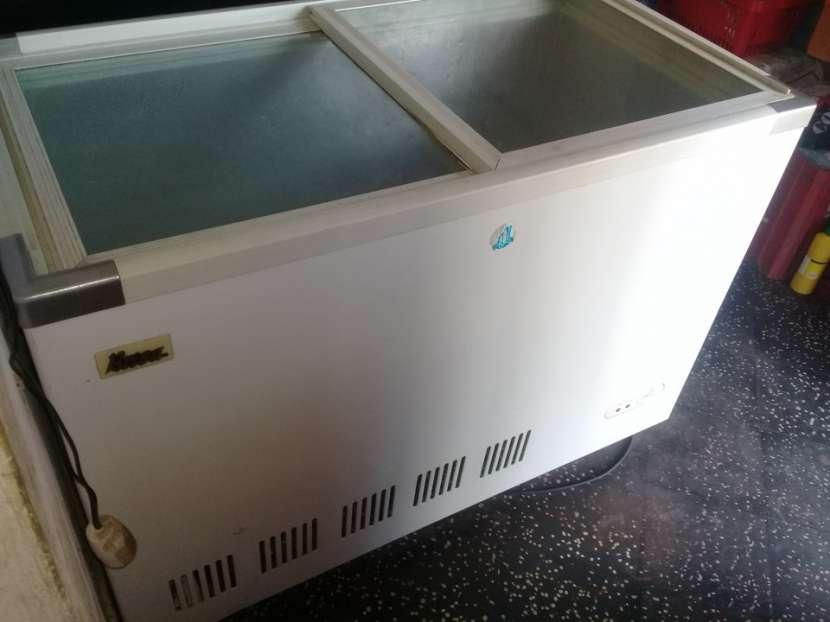 Congelador para helados Brisa - 0