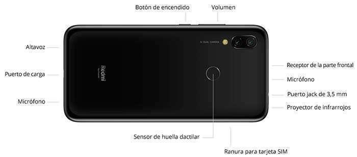Xiaomi Redmi 7 de 32 gb - 2
