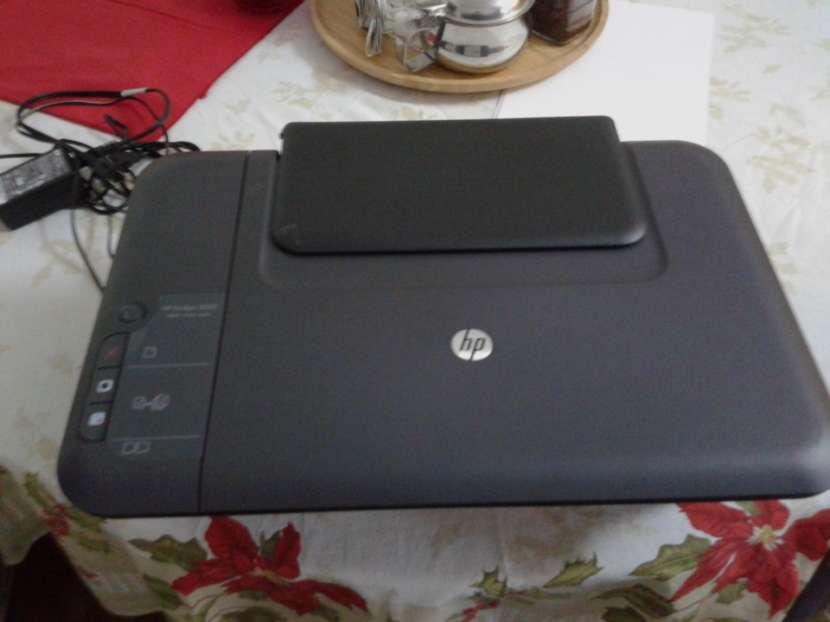 Impresora HP Deskjet 2050 Multifunción - 0