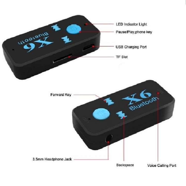 Bluetooth 3 en 1 - 3