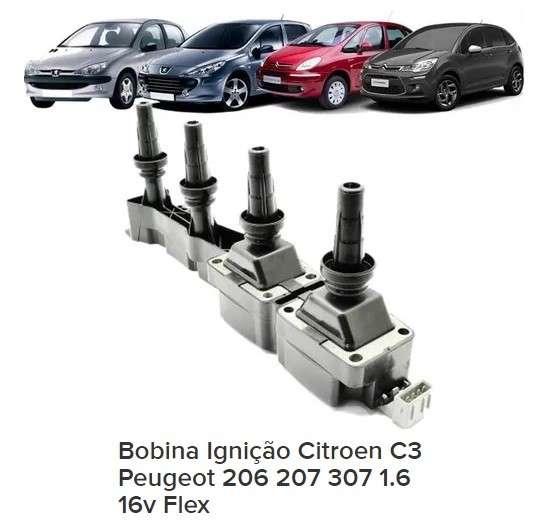 AutoPartes para Peugeot Citroen Renault - 4