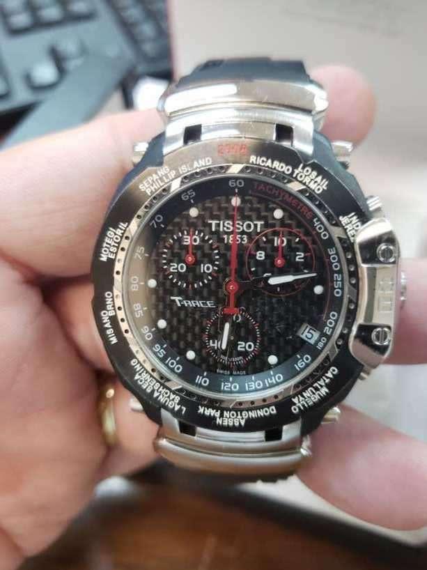 Reloj Tissot Racer 2015 - 5