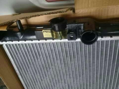 Radiador para Toyota Cami - 2