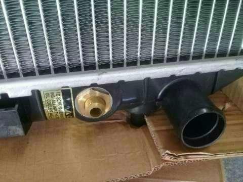 Radiador para Toyota Cami - 3
