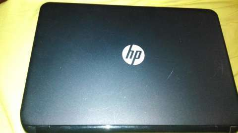 Notebook HP - 0
