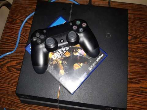 PS4 Fat de 500 gb - 0