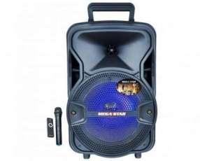 Parlante Karaoke Mega Star (SPA081BT)
