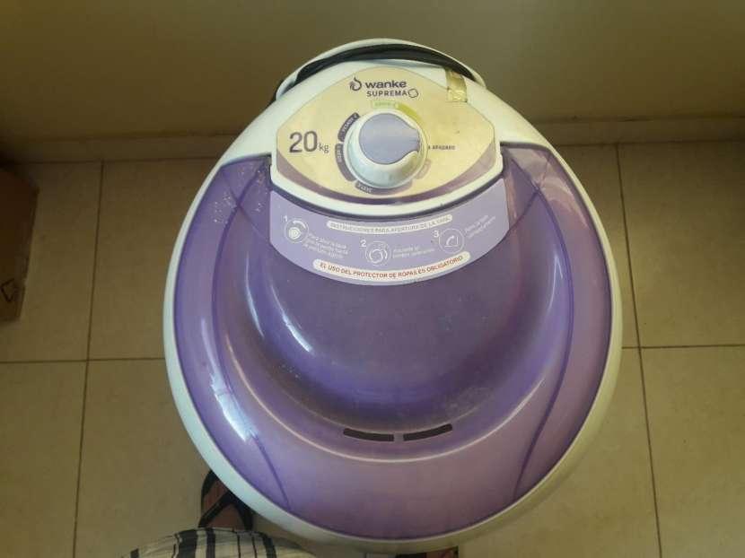 Centrifugadora Wanke Suprema 20 kg - 1