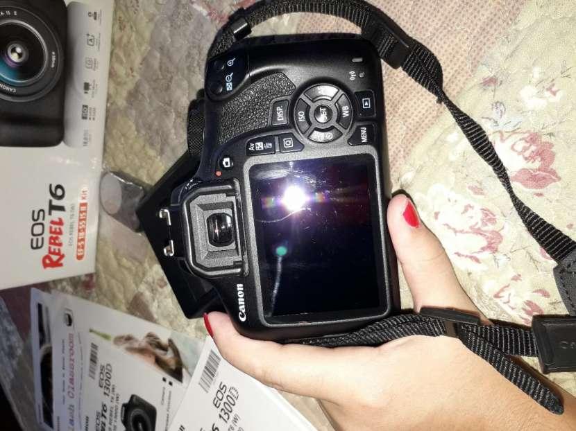 Cámara Canon EOS Rebel T6 - 5