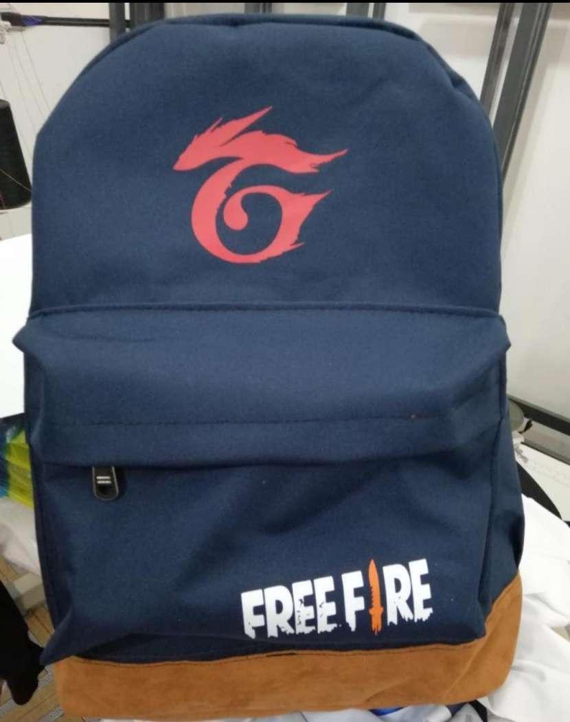 Remeras free fire 100% algodón - 6