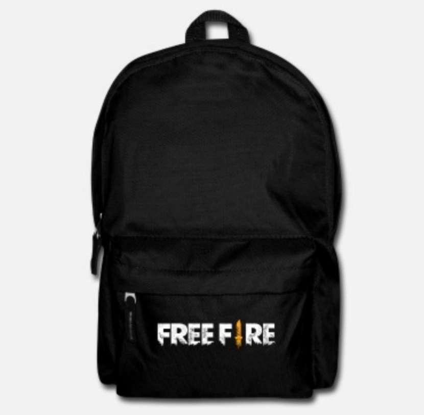 Remeras free fire 100% algodón - 7
