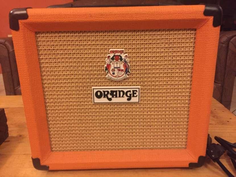 Guitarra electrica LTD con Amplificador Orange de 120w - 5